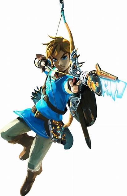 Link Zelda Legend Powerful Quora Wild Breath