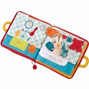 Livre éveil Bébé : jouets de voyage pour les b b s de 12 36 mois 1 les cahiers de lucie rose ~ Teatrodelosmanantiales.com Idées de Décoration