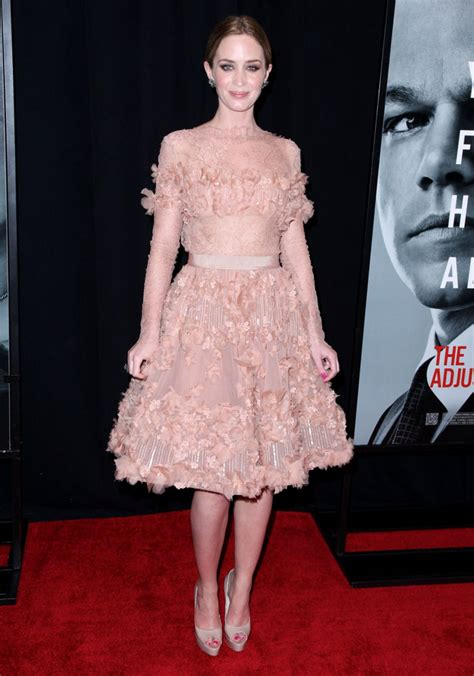 Emily Blunt Picture 39  New York Premiere Of 'the