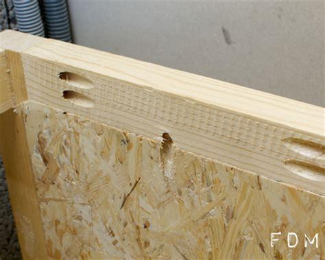 tiroir meuble cuisine aménagement de mon atelier etape 1 fabrication des