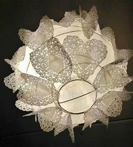 Boule Papier Luminaire : suspension luminaire design en papier trucs et deco ~ Teatrodelosmanantiales.com Idées de Décoration