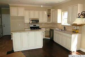 Kitchen Island Overhang