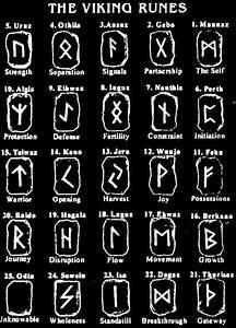 Die besten 17 Ideen zu Rune Tattoo auf Pinterest   Wicca ...