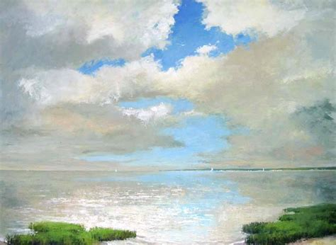 Cape Cod Morning (30x40 oil on canvas) | Renjeau Galleries
