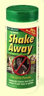 shake away all natural rabbit small animal repellent