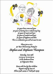 13 best party ideas images on pinterest 50th wedding With funny golden wedding invitations