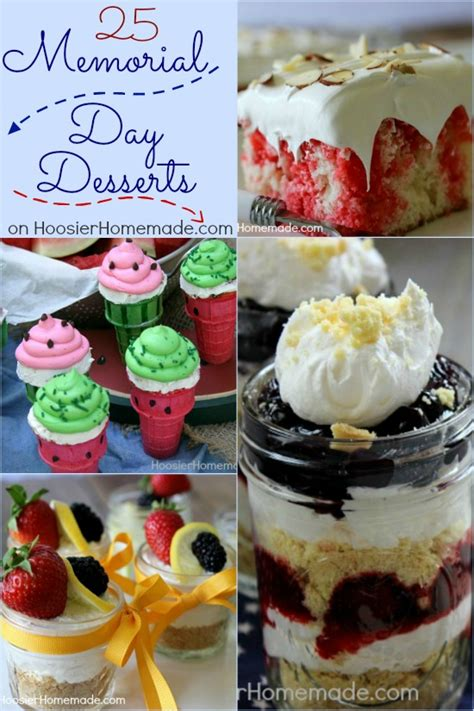 desserts for memorial day cookout memorial day cook out food pocket change gourmet