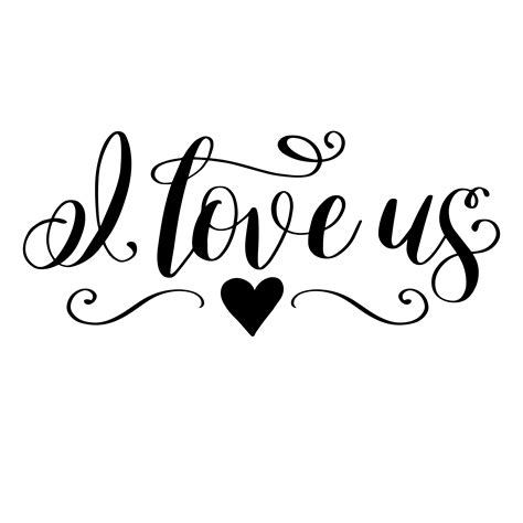 Check out our free svg files for cricut selection for the very best in unique or custom, handmade pieces from our art & collectibles shops. Hand Lettered I Love Us FREE SVG Cut File