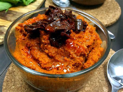 Red Hot Chili Pepper Hummus Vegan Food Lover