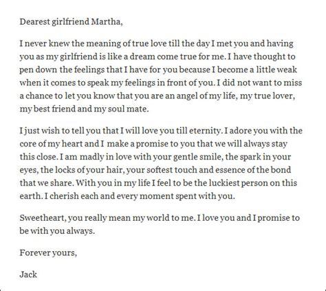 love letters  girlfriend word
