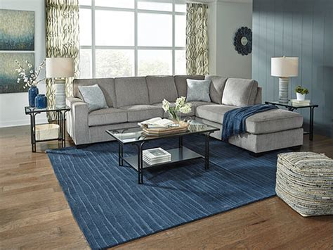 Altari Alloy 2-Piece Sectional | Sandhills Furniture