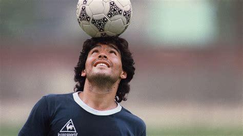 diego maradona   soccers greatest players  dead