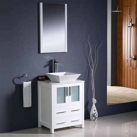 Modern Bathroom Vanity White by Convenience Boutique Fresca Torino 24 Quot White Modern
