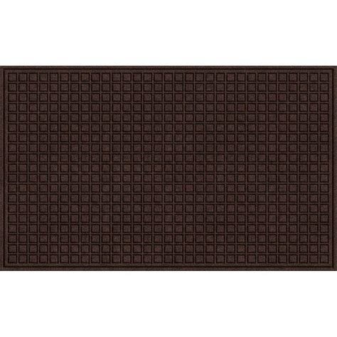 Rubber Entry Door Mats by 36x60 In Large Brown Recycled Rubber Commercial Door Mat