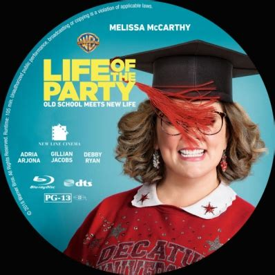 Life of the Party - DVD Covers & Labels by CoverCity