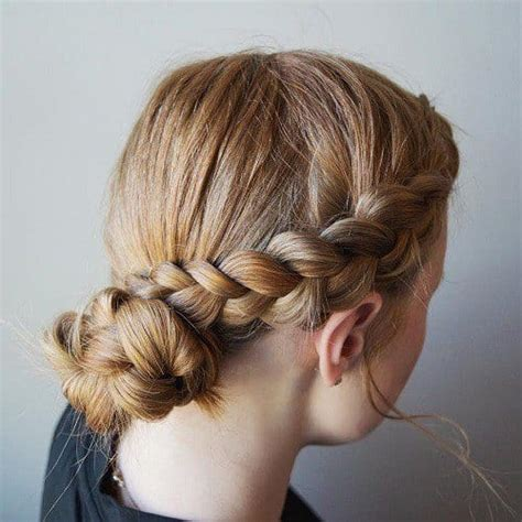 easy and quick hairstyles top 10 super fast hairstyles to do