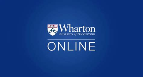 wharton  learning