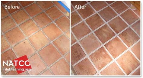 saltillo tile cleaning how to clean a saltillo tile floor