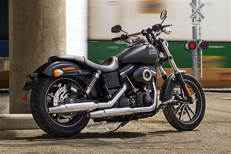 Harley Davidson Street Bob Specs