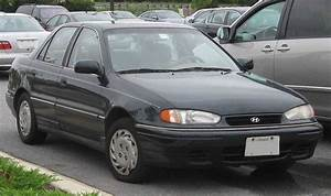 1995 Hyundai Elantra Gls