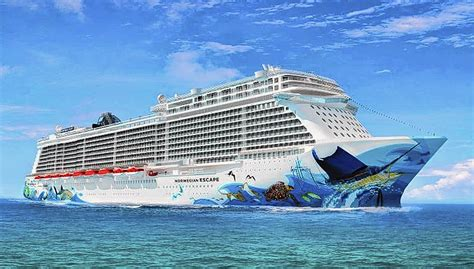 Norwegian Escape To Feature Snow Room And Largest Thermal Suite At Sea | CruiseMiss Cruise Blog