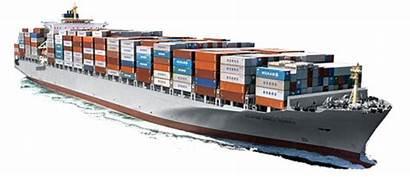Ship Container Cargo Vessel Transparent Transportes Seguro