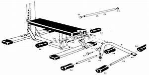Stamina 5000 Weight System Parts