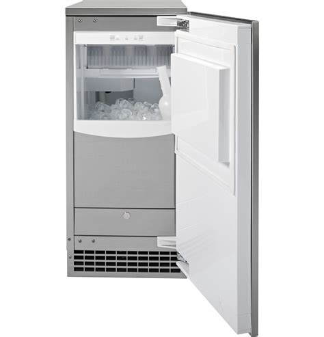uccnjii ice maker   gourmet clear ice  monogram collection