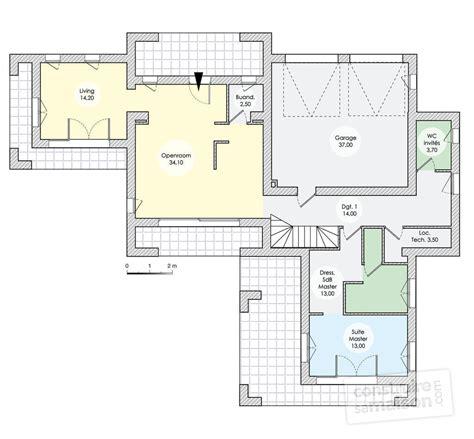 chambres maison du monde villa d 39 architecte personnalisée dé du plan de villa