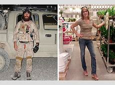 Meet the retired US Navy SEAL who now lives as a