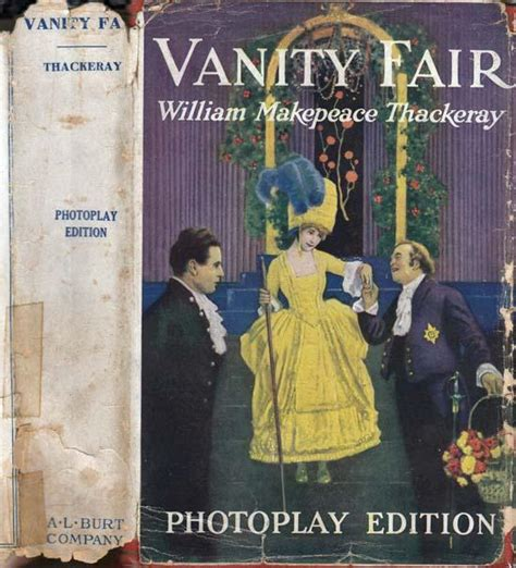 Vanity Fair Us Edition by Vanity Fair By Thackeray William Makepeace A L Burt