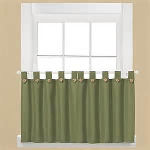buy westlake window curtain tier pair in sage from bed