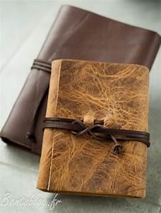 Carnet De Voyage Original : shopping carnets de voyage en cuir rustique bento blog ~ Preciouscoupons.com Idées de Décoration