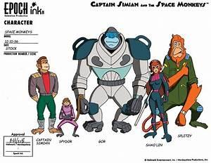 Captain Nebula Captain Simian (page 2)