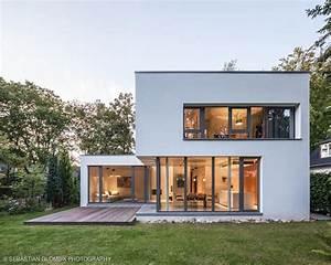 les 25 meilleures idees de la categorie maison toit plat With plan de maison cubique 9 maison cube contemporaine 224 troyes