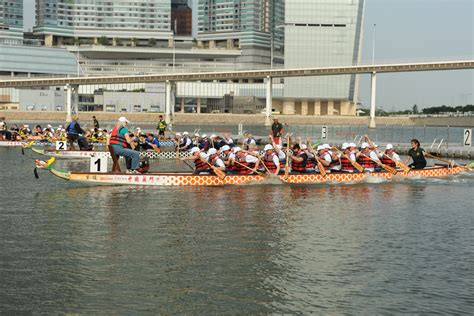 Dragon Boat Racing Companies by Dragon Boat Race The Most Competitive Team Building In Macau
