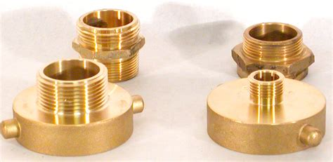 Fire Hose Nozzles & Adapters