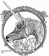 Coloring Unicorn Pages Dragon Egg Evil Adult Drawing Anteater Wings Centipede Burton Tim Hatter Mad Snowman Escalade Unicorns Minecraft Adults sketch template