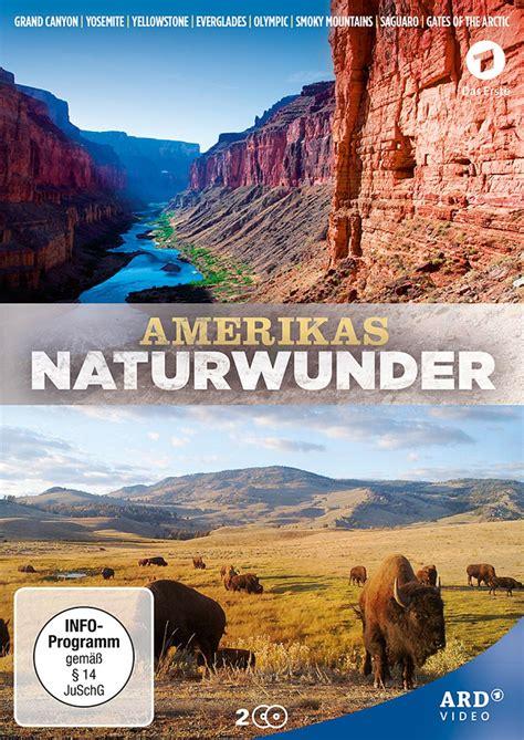 Amerikas Naturwunder - Die komplette Serie (DVD)