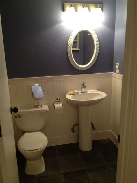 downstairs bathroom remodel beforeafter fit mama real food