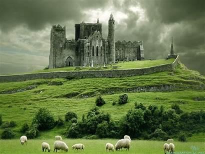 Countryside Irish Ireland Landscape Wallpapers Widescreen