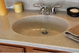 Solid Surface Bathroom Countertops Solid Surface Bathroom Countertops Bathroom Countertops Liberty Home Solutions LLC Corian Designer White Backsplash Backsplash Ideas Bathroom Countertops Kitchen Sinks Kitchen
