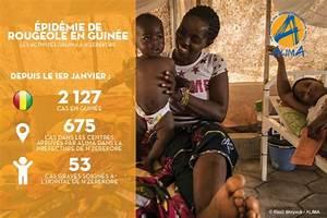 L'épidémie de rougeole continue de se propager en Guinée ...
