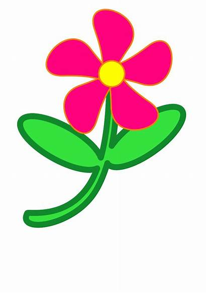 Flower Clip Clipart Spring Cliparts Lily Bing