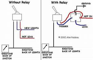 Backup Light Wiring Diagram