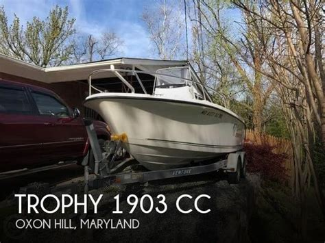 Trophy Cc Boats For Sale by Trophy 1903 Cc Boats For Sale