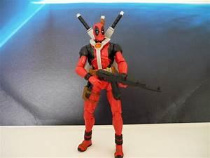 X Men Origins Wolverine Deadpool Review The Toyark News