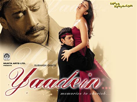 Yaadein Movie Wallpaper #3