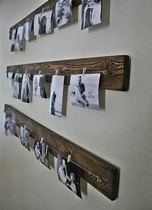 Fotos Aufhängen Ohne Rahmen Ideen : die besten 25 fotow nde ideen auf pinterest ~ Bigdaddyawards.com Haus und Dekorationen