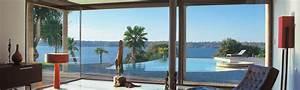Baie Vitrée Sur Mesure : baie vitr e sur mesure la grande ouverture au meilleur prix ~ Edinachiropracticcenter.com Idées de Décoration